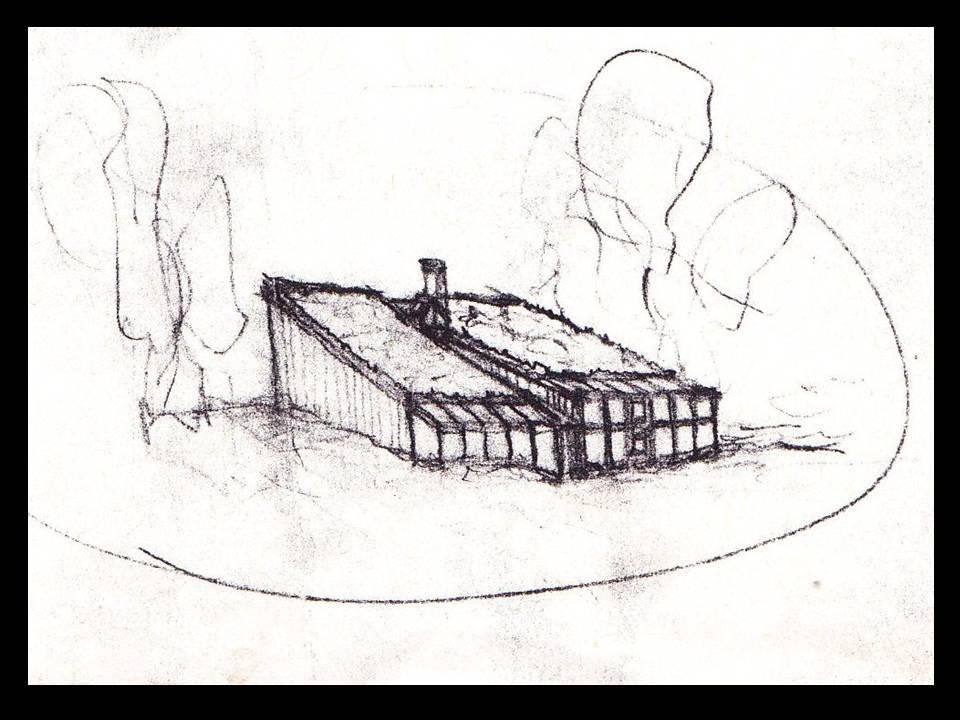Håndtegnet skisse 1