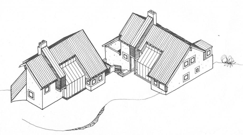 Vinkelhusene 1984 - 1