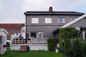 Tomannsbolig, Lillestrøm